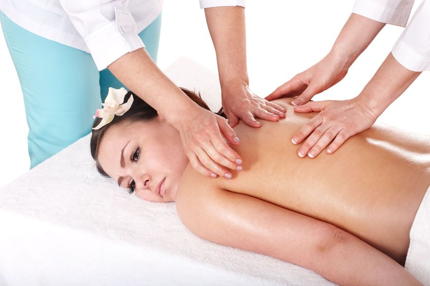 Formation massage antidouleur dos